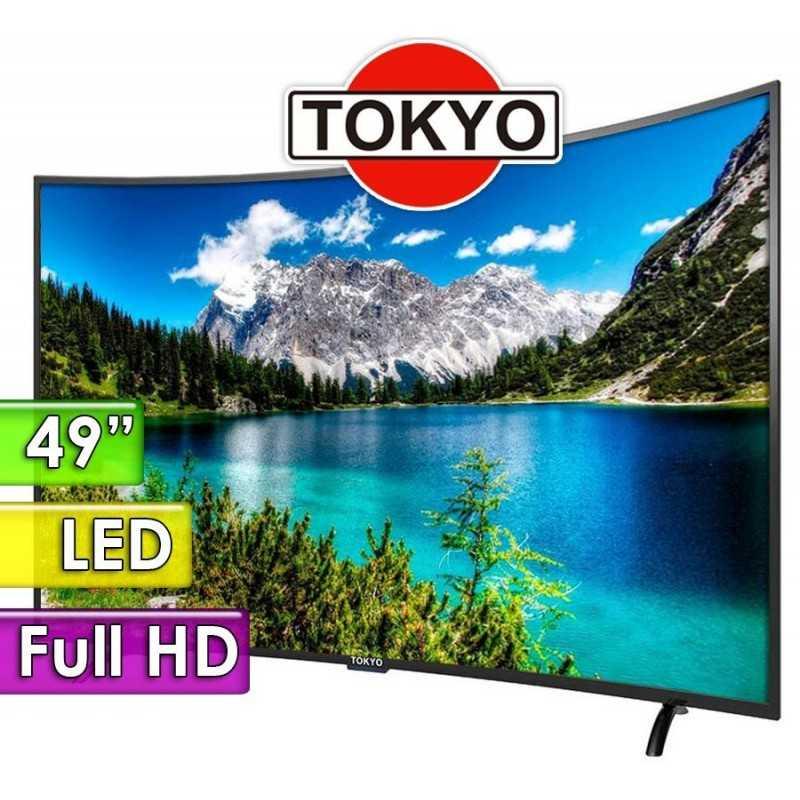 "TV Led Curvo FHD 49"" - Tokyo - TOKCH49UFHDC"