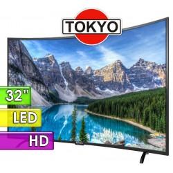 "TV Led Curvo HD 32"" - Tokyo - TOKCH32UHDC"