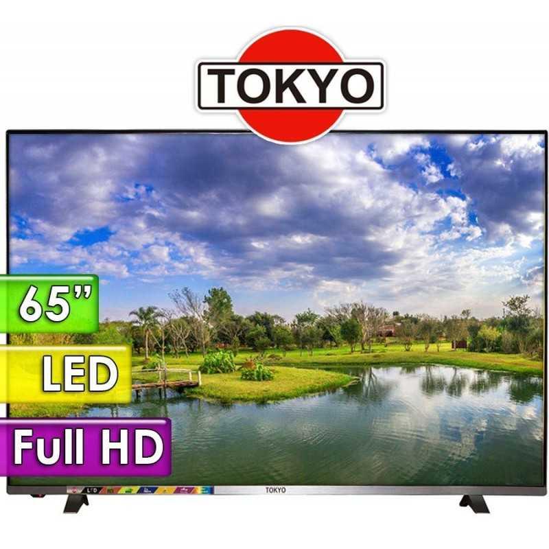 """TV Led Full HD 65"""" - Tokyo - TVTOK65LEDZSE9D-N"""