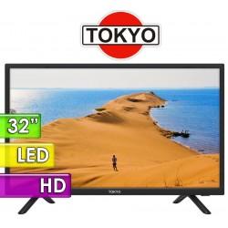 """TV Led HD 32"""" - Tokyo - TOK32LEDZ16C"""