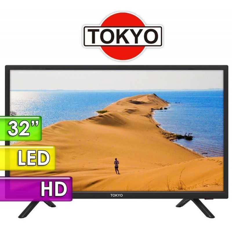 """TV D-Led Smart Full HD 32"""" - Tokyo - TVTOK32LEDZJ35S"""