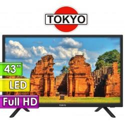 "TV Led Full HD 43"" - Tokyo - TOK43LEDZ16C"