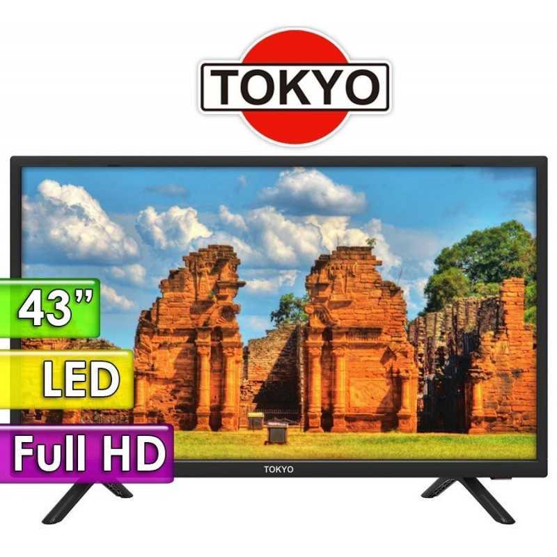 """TV Led Full HD 43"""" - Tokyo - TVTOK43LEDZF2D"""