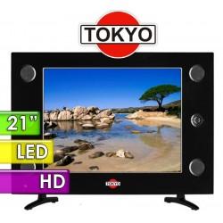 "TV D-Led HD 21"" - Tokyo - TOK21LEDZD6"
