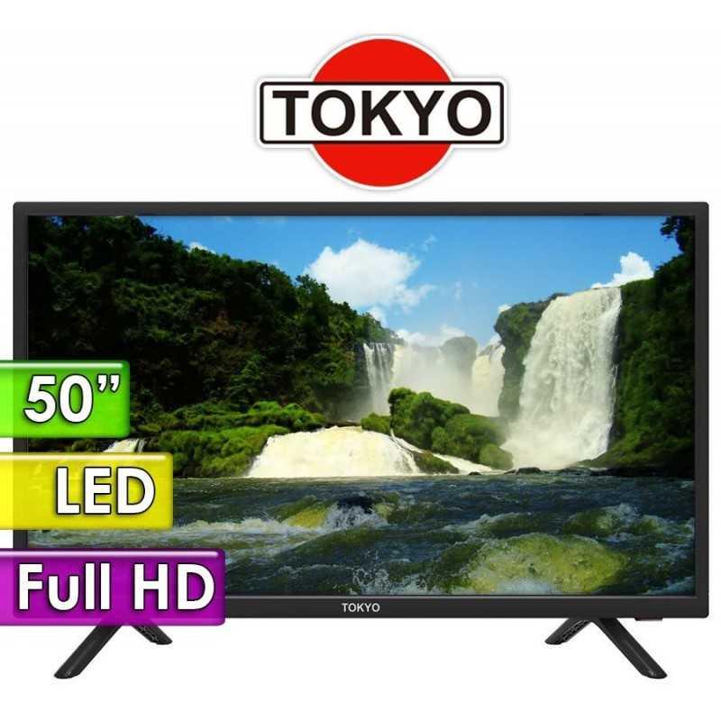 """TV Led Full HD 50"""" - Tokyo - TVTOK50LEDZH15D"""