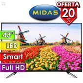 "TV Led Full HD 43"" - Midas - MD-TV432100I"