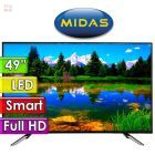 "TV Led Full HD 49"" Smart - Midas -TVS49M"
