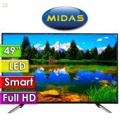 "TV Led Full HD 49"" Smart - Midas -MD-TV492100I"