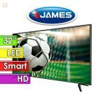 "TV Led Full HD 32"" Smart - James - D1520"