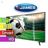 "TV Led Full HD 32"" Smart - James - TVJLEDS32 D1520"