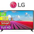 "TV Led Full HD 49"" Smart - LG - 49LJ5500"