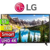 "TV Led Ultra HD 4K 55"" Smart - LG - 55UJ6300"