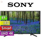 "TV Led Ultra HD 4K 49"" Smart - Sony - XBR-49X725F"