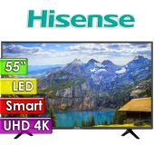 "TV Led Ultra HD 4K 55"" Smart - Hisense - 55N3000"