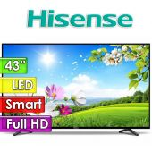 "TV Led Full HD 43"" Smart - Hisense - 43N2174"