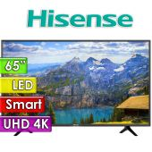"TV Led Ultra HD 4K 65"" Smart - Hisense - 65N3000"
