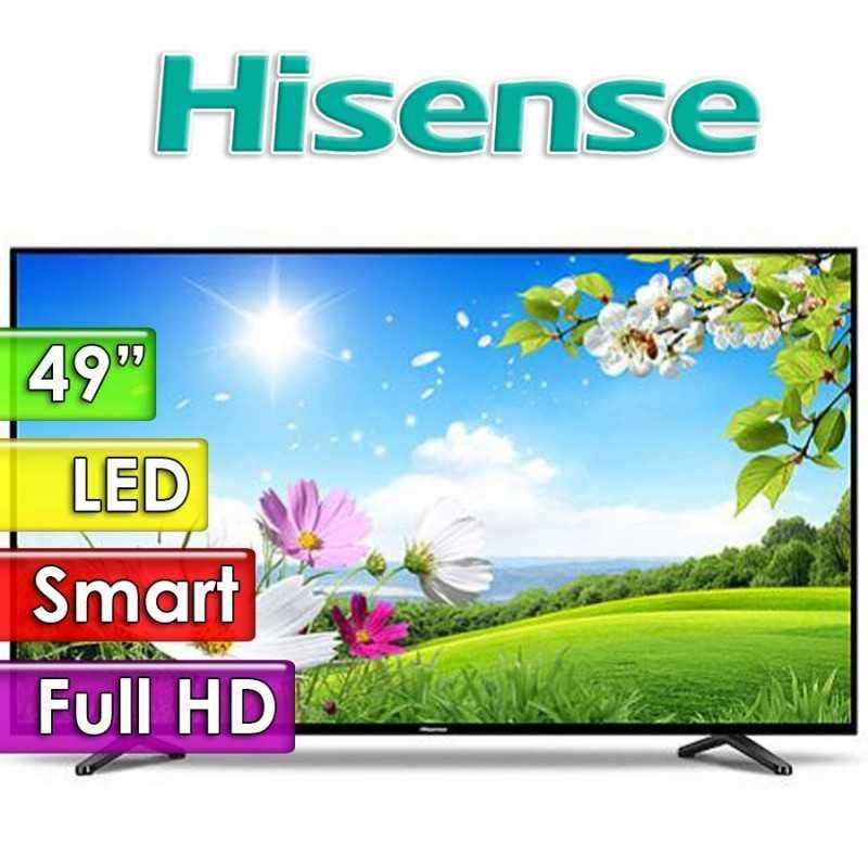 "TV Led Full HD 49"" Smart - Hisense - 49N2174"