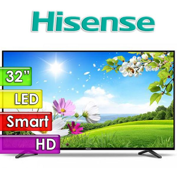 "TV Led HD 32"" Smart - Hisense - 32N2174"