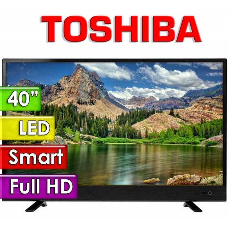 "TV Led Full HD 40"" Smart - Toshiba - 40L4700LA"