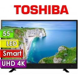 "TV Led Ultra HD 4K 55"" Smart - Toshiba - 55U4700LA"