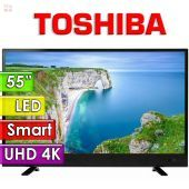 "TV Led Ultra HD 4K 55"" Smart - Toshiba - 55U4700LA"