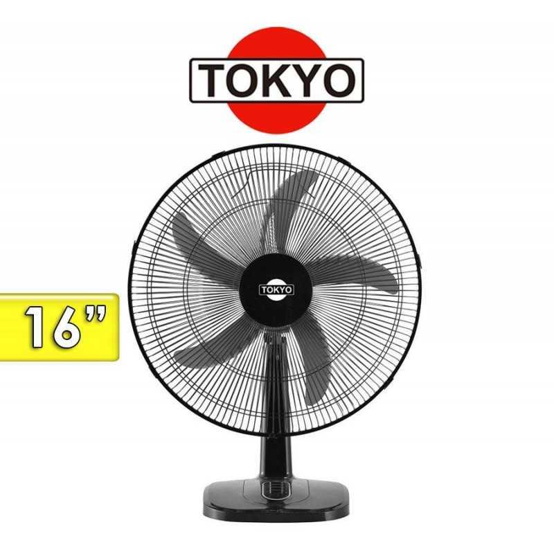 Ventilador de Mesa - Tokyo - VETOVM45-N - 16 Pulgadas
