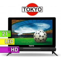 "TV D-Led HD 21"" - Tokyo - TVTOK21LEDAP9-N"
