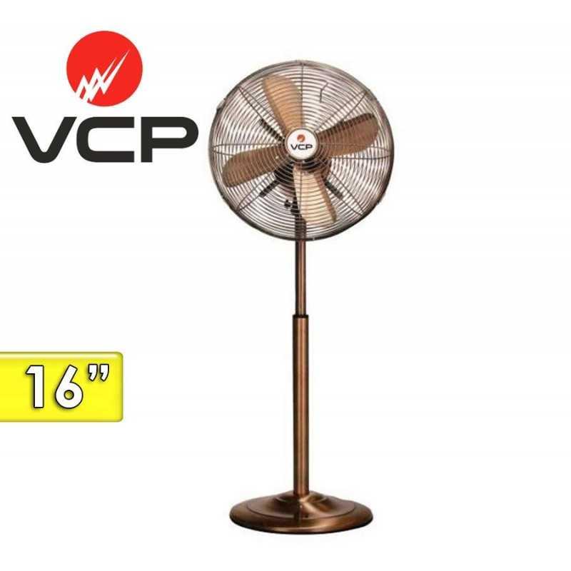 Ventilador de Pie de Cobre - VCP - VC004015 - 16 Pulgadas