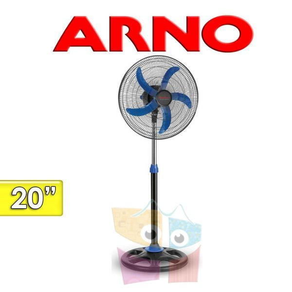 Ventilador de Pie - Arno - Air pro Power VF22 - 20 Pulgadas