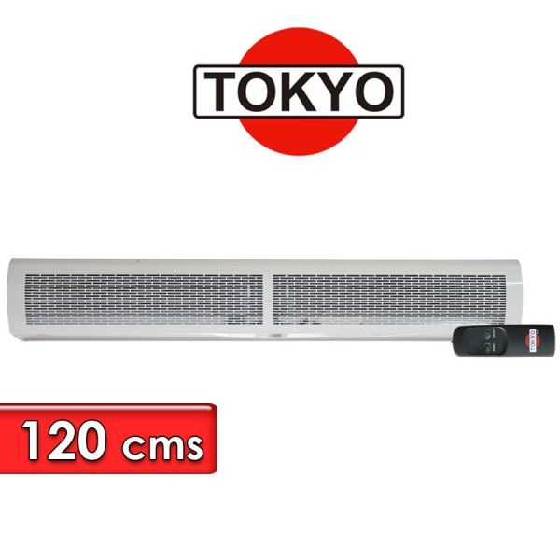Cortina de Aire de 120 cm - Tokyo - 12Y2S