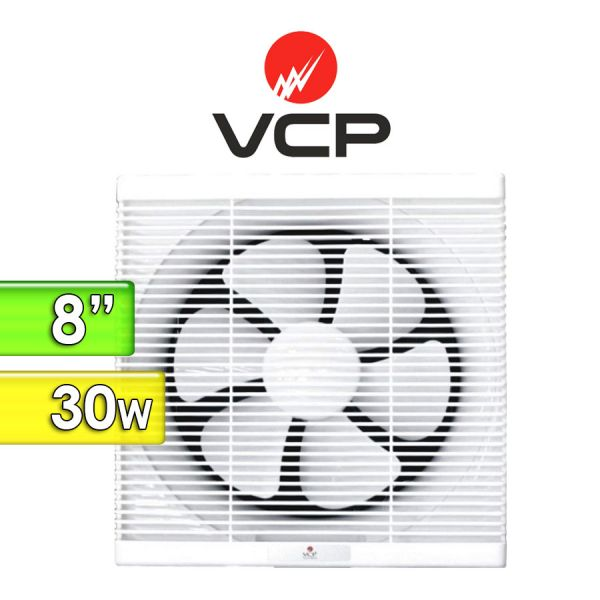 "Extractor de Aire 8"" - 30 Watts - VCP - VCPAPB204"