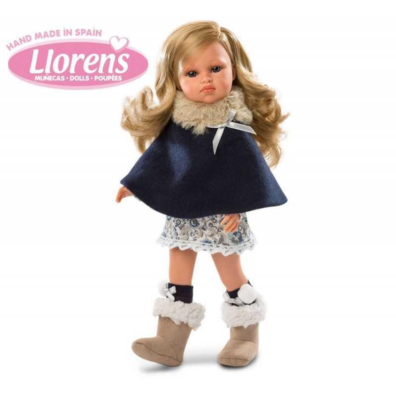 Muñeca Daniela - Llorens - 37 cms.