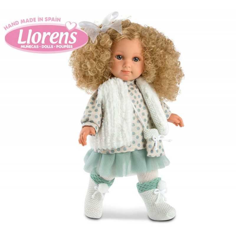 Muñeca Elena - Llorens - 35 cms.