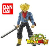 Dragon Ball Figura Deluxe SS Future Trunks - Bandai - 35862
