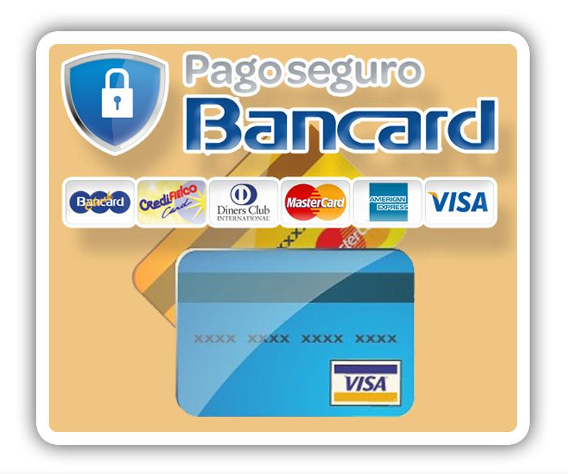 Tarjetas de crédito Bancard